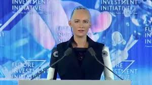 robot sophia krijgt mensenrechten